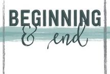 Beginning and End of the Year Ideas / Activities and Tips for the beginning of the school year and the end of the year