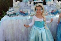 frozen birthday party / by ashley marie burbul