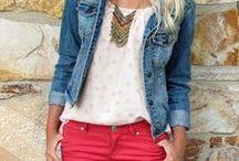 Senior Wardrobe Inspiration / by Bethany Garvey