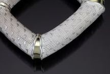 Experimental art jewelry / Cutting edge art jewelry design that pushes the limits / by Nicolette Tallmadge | Handmade Jewelry