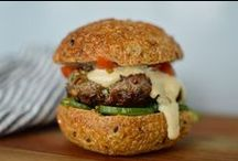 Burgers & Sandwiches / by Nourish RDs