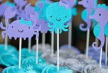 mermaid birthday party / Alaina turns 7 / by ashley marie burbul