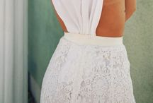 Summer Whites / From fashion to kitchens and everything in between