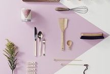 Flatly & Styled Shoots / Styled photography for products // well designed modern layouts.