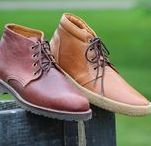 Fall Shoes / Shoes for everything from lounging at the golf club to enjoying the cooler fall weather.