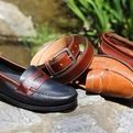Loafers / Shoes with our Madison outsole embody Classic American Style. Add a matching belt to complete your effortless look.