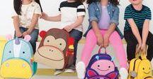 Skip Hop Çantalar / Zoo karakterli çocuk çantaları!