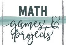 Math Game and Projects