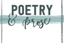 Poetry and Prose Writing / Fiction and Poetry Writing