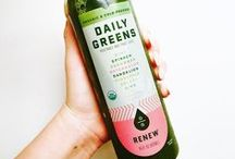 Daily Greens L VE / Some #GreenLove from Daily Greens' fans on our various social media platforms