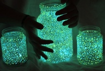 Ideas: Made from glass