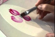 One stroke: How to paint