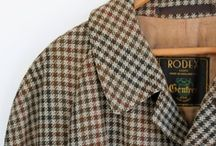 Wardrobe stuff / by John Purcell