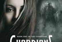 Guardians of the Dead (YA Novel) / Book #1 of The Guardian Series - YA Fantasy Novel. My character inspiration taken from the amazingly talented artists across the globe.