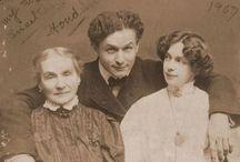 Magic Man / Harry Houdini  / by Lara Moeller