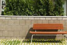 Muureja / Garden walls / Retaining walls / Muureja, muurikiviä, tukimuureja, reunuksia, istutusaltaita