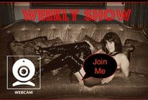 Weekly Webcam Shows / Friday Weekly Webcam Show with Rebecca Love - Ultimate Role-Play Webcam Experience