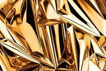 Gold / OR / Glamourous Gold...