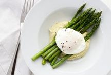 I luv asparagus / greenfood