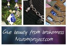 Holiday Shopping at Nozomi Project / Find some of our favorites...