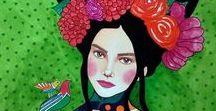 Artsy things I like / Beautiful, inspiring art