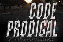 Book ideas/ CODE PRODIGAL