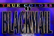 Book ideas BLACKMAIL / graphics, inspiration for the romantic suspense