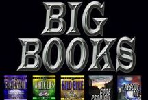 BIG BOOKS / No novellas here! BIG BOOKS for serious readers that take days to finish. No porn, no erotica but things can get edgy sometimes. Open to other title suggestions.