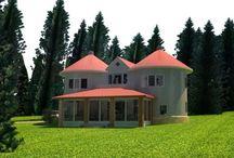 Grain Bin House / Future home