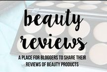 + BEAUTY REVIEWS - GROUP BOARD / A place to share beauty product reviews, from your own or others' blogs :) If you want to join, follow the board, email lolaandbehold@gmail.com, and let me know your Pinterest username and I will add you. Please make sure that all pins are beauty-related and pin each image ONLY once - those that aren't relevant or are duplicates will be removed.