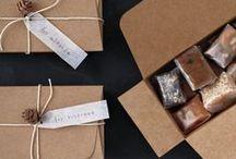 Edible homemade gift