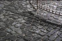 Louhikivi / Kuvia Ruduksen Louhikivistä erilaisissa ympäristöissä. http://www.rudus.fi/tuotteet/pihakivet-ja-maisematuotteet/betonikivet/68/louhikivi