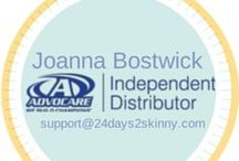 AdvoCare Distributor / All about being an AdvoCare distributor.  How to sign up and become a distributor or rep for Advocare