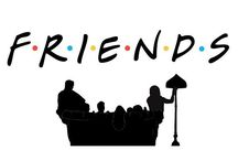 friends / i'll be there for you