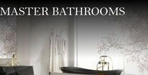 Master Bathrooms