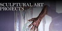 Sculptural Art Projects