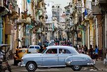 Cuba / Esta es la Isla más bella del mundo! / by Matylde Zepeda Mejia