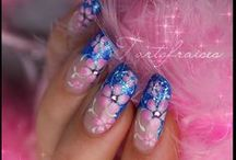 nails / #nail art #nail polish #nail ideas / by Laura Guitreau