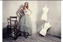 Promspiration / Yes, my prom already passed. No, I will not stop pinning (or pining for) gorgeous prom dresses.