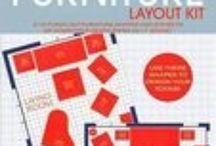 Layout  / Room Layout / by Dee Shields