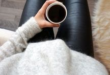 Wintertime love / Keep fashion and warm during wintertime