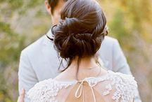 Recogidos y peinados para novias<3