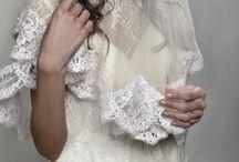 Velos y accesorios para novia