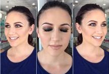 Makeup $70 / Whether natural or dramatic or for a night out or wedding, we have your face covered. Makeup $55, Lashes $10