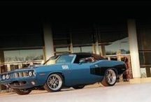 MOPAR Only / Nothing but killer MOPARS.   / by YEARONE Muscle Cars
