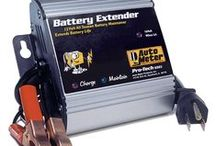Battery related Items / by YEARONE Muscle Cars