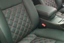 Sellerie / Réparation et personnalisation de sellerie auto