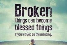 encouragement & wisdom