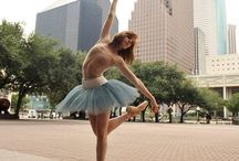 Dance / I've been dancing for a long time and I'm always looking for new inspiration!