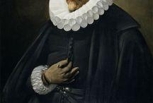 Retratos españoles del XVII